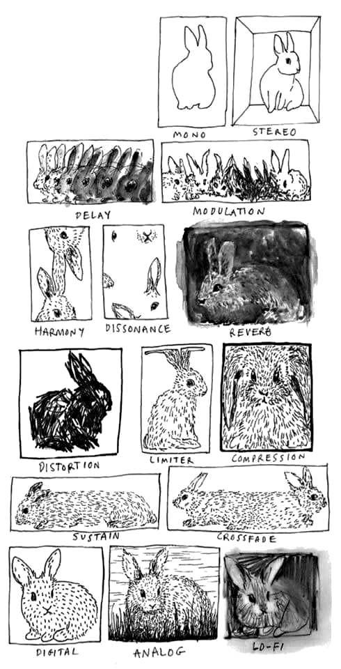 corso di tecnico del suono - audio bunnies