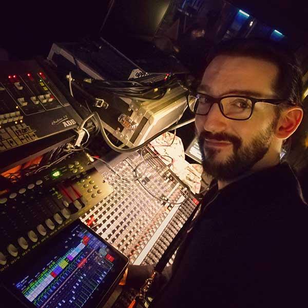 Fabio Marazzi live audio
