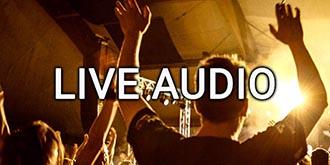 live audio fonico audio concerti