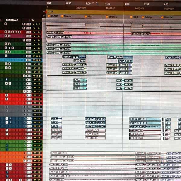 Mixaggio Pro Tools Logic Reaper Studio One